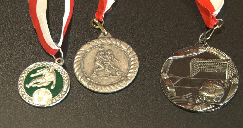 trzy medale Macieja Joniuka