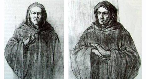 Mnisi używali języka migowego