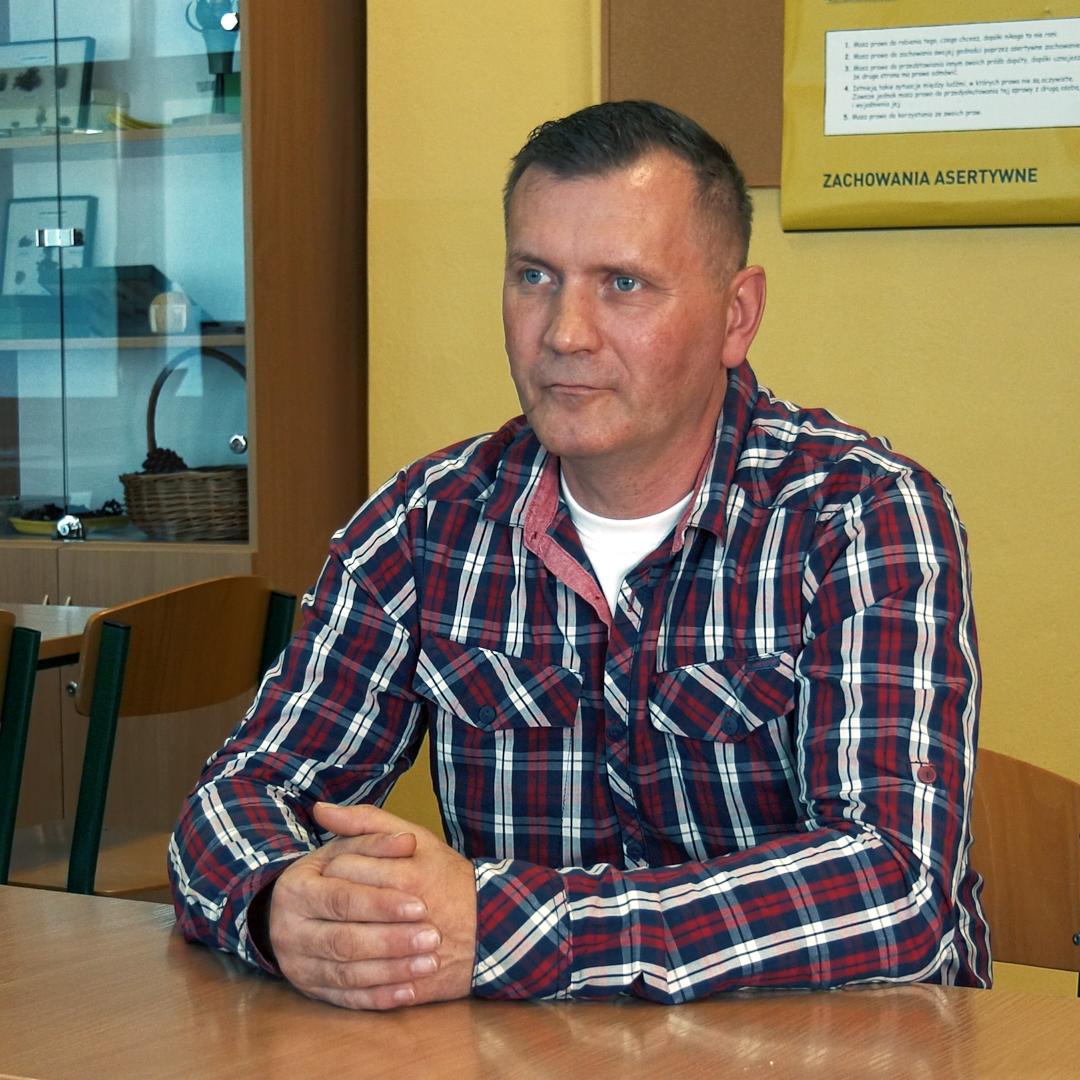 szkoła dla głuchych 30 lat temu, wspomina absolwent Piotr Płosa