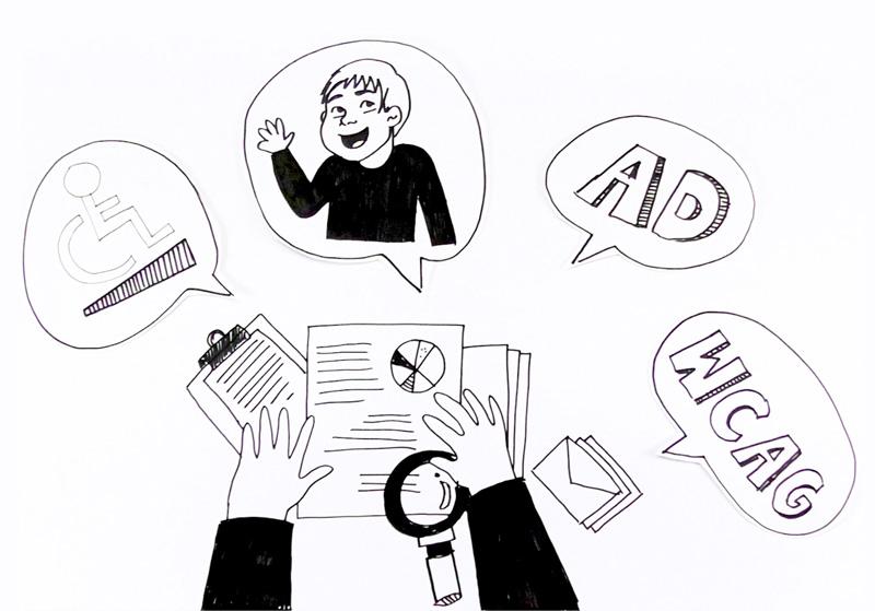 Fundacja Świat Głuchych — Przeprowadzanie audytów pod kątem wszystkich dostępności