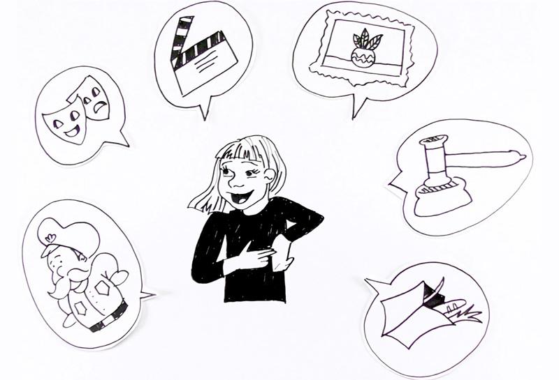 Fundacja Świat Głuchych — tłumaczenie na żywo z języka fonicznego na język migowy PJM