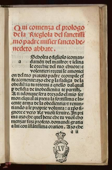 Zakon Benedyktynów