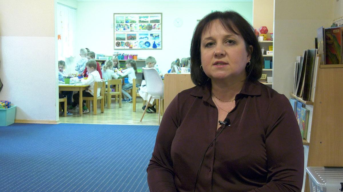Beata Masica, nauczyciel, logopeda w Miejskim Przedszkolu nr 14