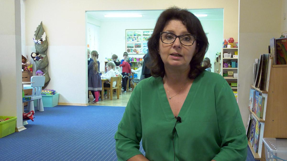 Język migowy w przedszkolu – opowiada dyrektorka przedszkola, Dorota Grodzka