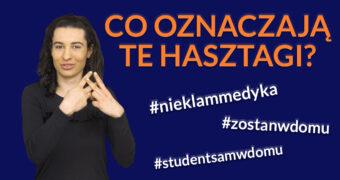 #NieKłamMedyka #StudentSamWDomu #ZostańWDomu — Co to znaczy