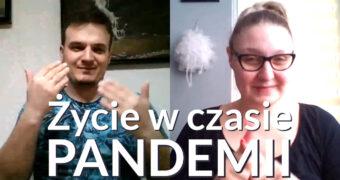 Życie w czasie pandemii — wywiad z Anetą Solak oraz Norbertem Choińskim