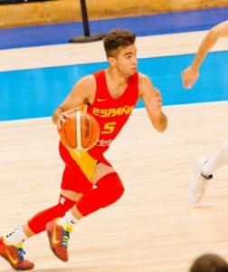 Dani Ruiz Freijo - reprezentant Hiszpani w koszykówce głuchych