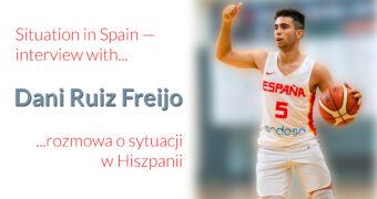 Sytuacja w Hiszpanii — rozmowa z Dani Ruiz Freijo