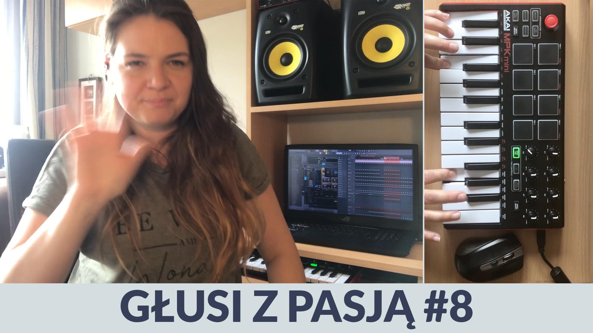Głusi z pasją #8 — Justyna Frelichowska
