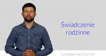 grafika: po lewej Maciej Joniuk, po prawej napis: